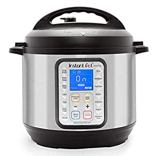Instant Pot DUO Plus 60, 6 Qt 9-in-1 Multi- Use Programmable Pressure Cooker, Slow Cooker, Rice Cooker, Yogurt Maker, Egg Cooker, Sauté, Steamer, Warmer, and Sterilizer (B01NBKTPTS) | Amazon Products