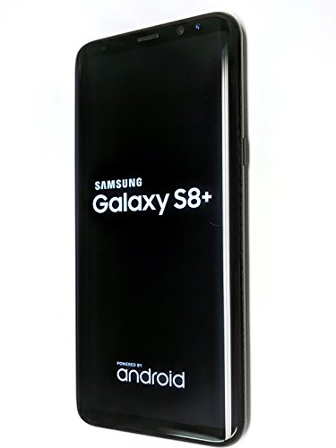 Samsung Galaxy S8+ SM-G955U 64GB Midnight Black AT&T