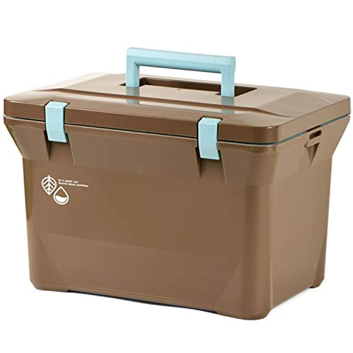 [해외] 보냉 보온 쿨러 박스 소형 nature 쿨러 15L