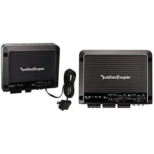 Planet Audio TR2400.4 2400 Watts 4//3//2 Channel Full-Range Class AB Car Amplifier