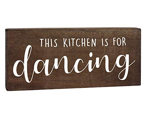 this kitchen is for dancing - 3