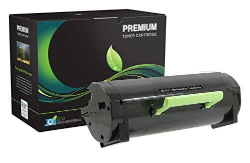 MSE Model MSE02702816 High Yield Toner Cartridge for Dell S2830, Black Color, Up to 8500 Pages