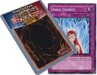 Aqua Chorus SD8-EN028 Common Yu-Gi-Oh Card Mint 1st Edition New kaartspellen Verzamelingen