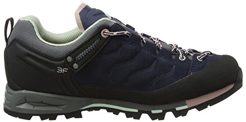 Salewa Women's WS Mtn Trainer GTX-w,Premium Navy/Subtle Green,9 B(M) US by Salewa (Image #6)