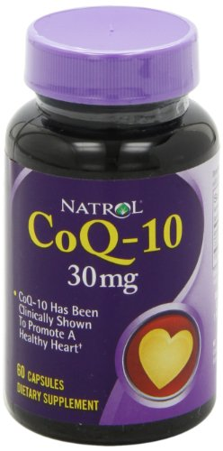 Natrol Coenzyme Q-10, 30mg Capsules, 60-Count Photo #8