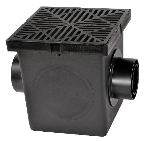 NDS 1200BKIT 12-Inch Catch Basin Kit (Drainage System)