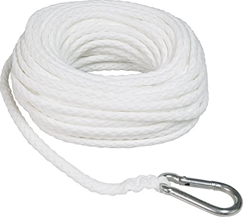 SeaSense Hollow Braid Anchor Line Polypropylene, 3/8-Inch X 100-Foot (100' Line)