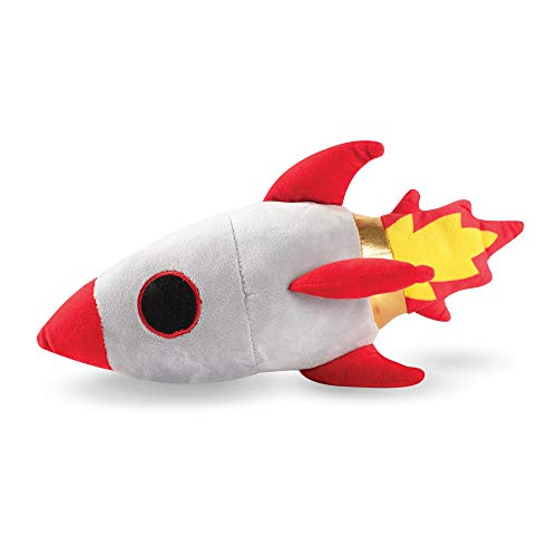 (Fringe Studio Rocket Ship-Plush Dog Toy (289349))