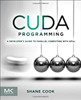 CUDA Programming Front Cover