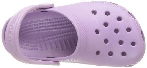 crocs Classic Kids, Unisex-Kinder Clog Violett (Iris)