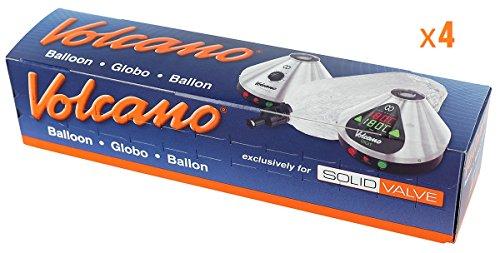 Volcano Vaporizer OEM Balloons (4-Pack) Vape Bags Balloon Bag Roll 10Ft