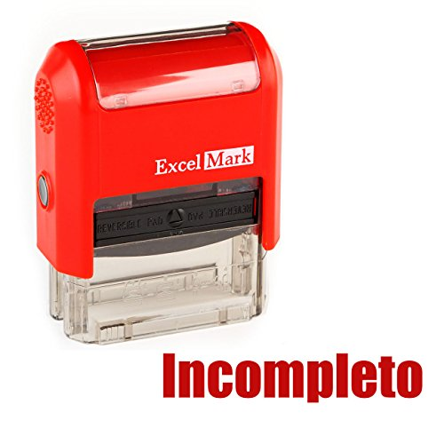Spanish Teacher Stamp - INCOMPLETO
