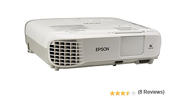 Epson PowerLite X39 Video - Proyector (3500 lúmenes ANSI, 3LCD ...