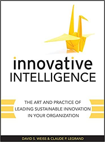 amazon innovative intelligence the art and practice of leading