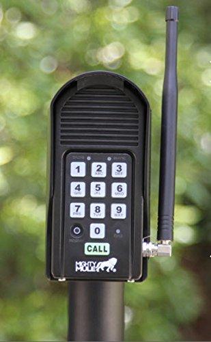 Mighty Mule MM136 Wireless Intercom System, Black by Mighty Mule (Image #3)