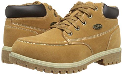 Pictures of Lugz Men's Ballista W.R Boot Cashew/Cream/Bark/Gum 6.5 M US 4