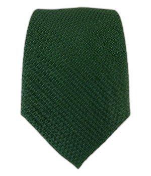 100% Silk Woven Green - 2