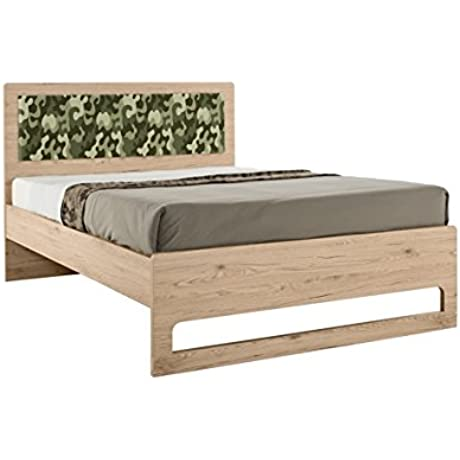 Imab America My Youth Mimetico Military Themed Kids Full Bed