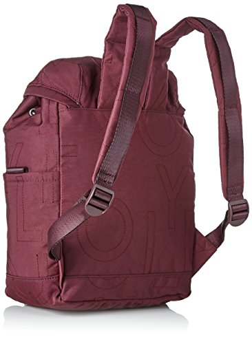 Mvf Rojo Oilily Mujer Spell burgundy Mochilas Backpack Pqyw4UFpC