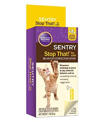 SENTRY Stop That! For Cats, 1 oz from Sentry