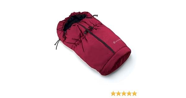 Concord - Saco de abrigo para sillas y carritos, color rojo (SBNE037)