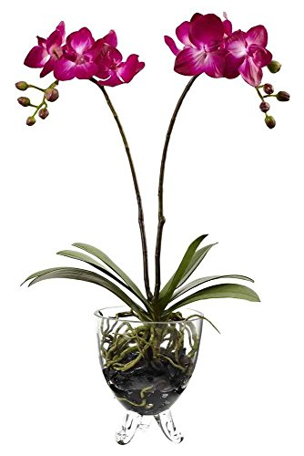 Nearly-Natural-4831-Double-Phalaenopsis-Orchid-Elegance-Arrangement