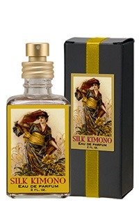 (Silk Kimono Eau de Parfum V'TAE Parfum and Body Care 2 oz Liquid)