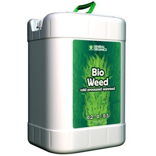 General Organics GH5345 Plant Nutrient, 6 Gallon