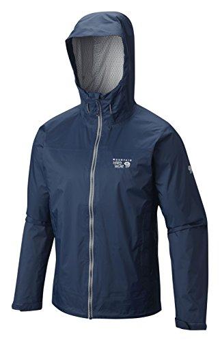 Shell Alpine Jacket - Mountain Hardwear Plasmic Ion Jacket - Men's Hardwear Navy X-Large