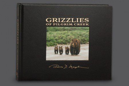 Grizzlies of Pilgrim Creek - Signed Leather Edition