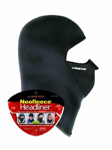 Seirus Innovation Neofleece Balaclava Headwear, One Size, Black