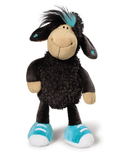 Nici Sheep Jolly Leory Dangling, Multi Color (15cm)
