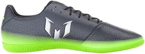 De Fãºtbol Adidas 16 3 Performance Messi Silver neon Green El En Zapatos metallic Dark Grey q0Y0F4xg