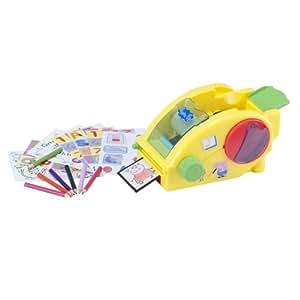 Peppa Pig etiqueta magnética de la máquina