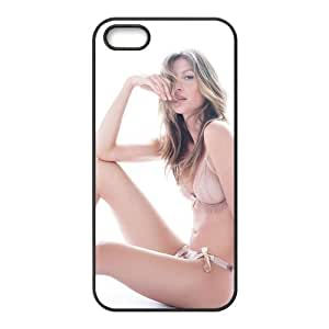 Hollywood Hot Sexy Movie Star Angelina Jolie Iphone 5/5S TPU Back Cover Protective Case