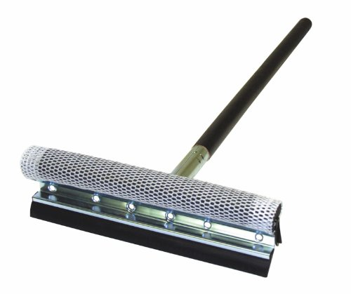 Carrand Rv Window Cleaner : Carrand quot metal head window cleaner with wood