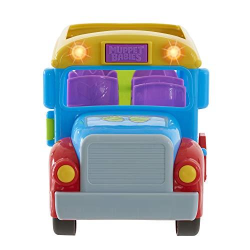 41xMKQ9O3HL - Muppets Babies Friendship School Bus