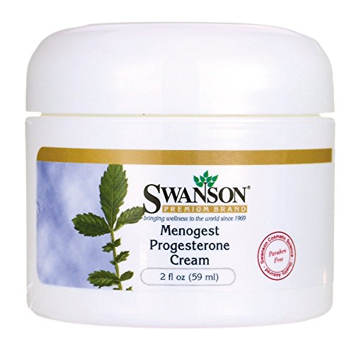 (Swanson Menogest Progesterone Cream 2 fl Ounce (59 ml) Cream)