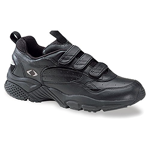 Apex 3-Strap X Walker Mens Walking 6.5 D(M) US Black-Light Grey D4heRUMFM