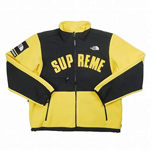 SUPREME Fleece シュプリーム ×THE NORTH FACE B07QG754LH ザノースフェイス 19SS Arc Jacket Logo Denali Fleece Jacket フリースジャケット 黄 M 並行輸入品 B07QG754LH, カミフラノチョウ:0652bb64 --- ero-shop-kupidon.ru