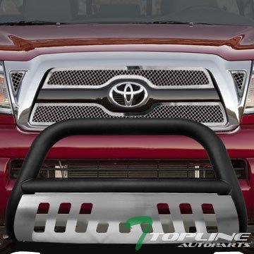 Topline Autopart Bumper Grille Chrome