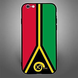 iPhone 6 Plus Vanuatu Flag