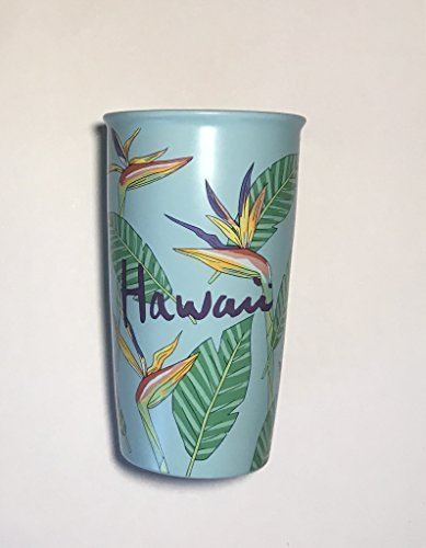 - Starbucks Hawaii 2017 Traveler 12 oz Local Collection Double Wall Ceramic Tumbler