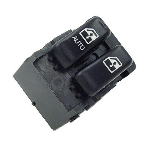 Power Window Switch for 2000-2005 Chevrolet Venture 2000-2004 Oldsmobile Silhouette 10387305 Black