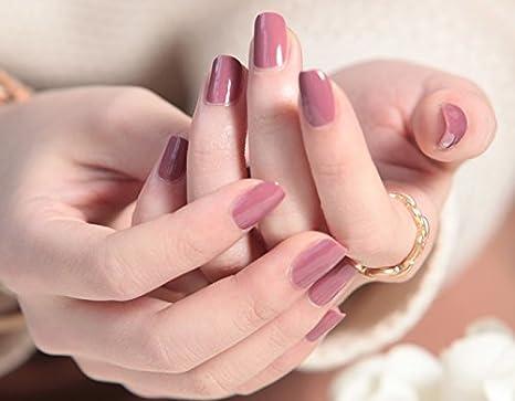 Gellen - Esmalte de uñas de gel, secado UV LED, 8 ml, para manicura y Nail Art: Amazon.es: Belleza