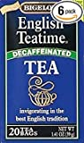 Bigelow Tea Decaf English Teatime 20 Bags (Pack of 6)