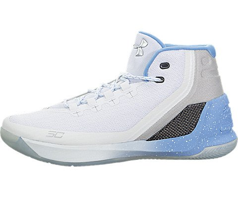 4603154b179 Under Armour Curry 3 Men US 8.5 White Sneakers - Buy Online in Oman ...