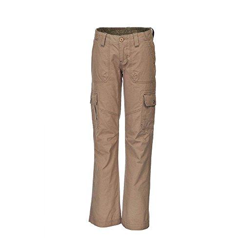 Kolumb Women's Outdoor 100% Cotton Cargo Pants Causal Camping Fishing Trousers