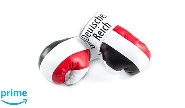 Amazon.es: Mini Guantes de boxeo Reich Alemán, 1 par (2 ...