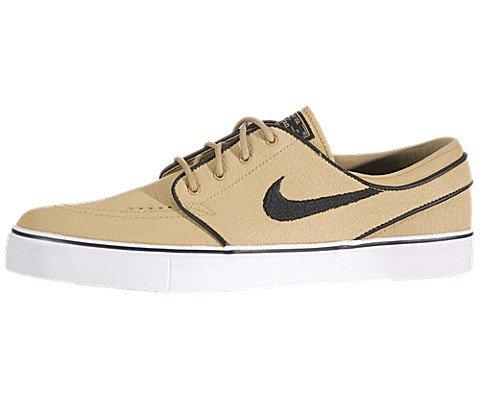 Nike Zoom Stefan Janoski SB - Hay / Black-White-Gum Light Brown, 8.5 D US